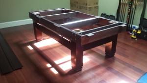 Correctly performing Billiard table installations, Colorado Springs