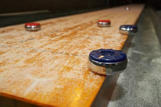 SOLO® Shuffleboard Movers Colorado Springs, Colorado.